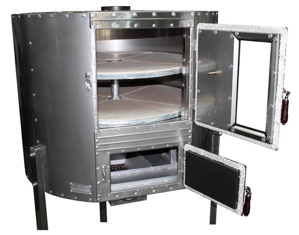 Pin forno a legna in muratura arredamento e casalinghi vendita on pinterest - Forni casalinghi per pizza ...